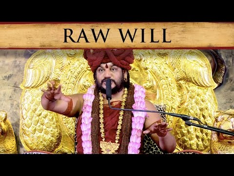 Achieve Powerfulness with Raw Will!