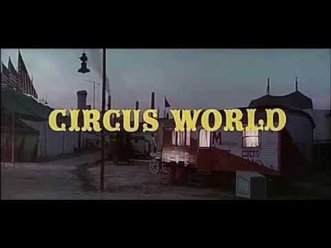john wayne circus world 1964 soundtrack dimitri