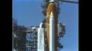STS-51-L Launch NASA Footage