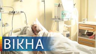 Пациенты дышат по очереди Ситуация с COVID 19 в Днепропетровской области Вікна Новини