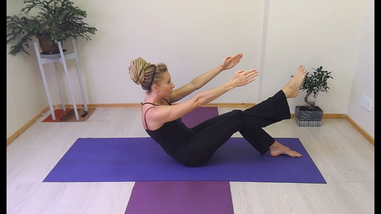 How to Do an Advanced Roll Up - Advanced Pilates