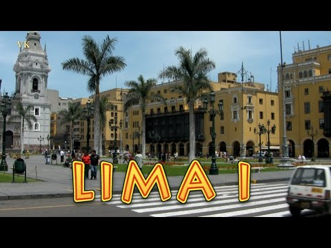 Lima, Peru travel guide, Miraflores, points of interest (1/9).