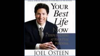 """Joel Osteen. """"Your Best Life Now."""""""