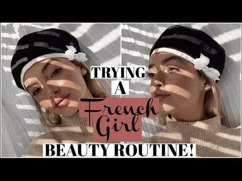 French Girl Beauty Routine | Effortless Makeup look! thumbnail
