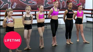 Dance Moms: Abby Doesnt Like Sore Losers (Season 4 Flashback) | Lifetime