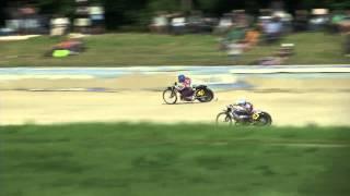 Long Track World Championship Challenge Sandbahn Mühldorf