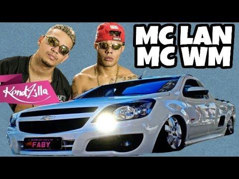 Rolê com MC LAN e MC WM    Rabetão - Grave Faz Bum - Pancadão - Vai Embrazando - Montana da Faby- thumbnail