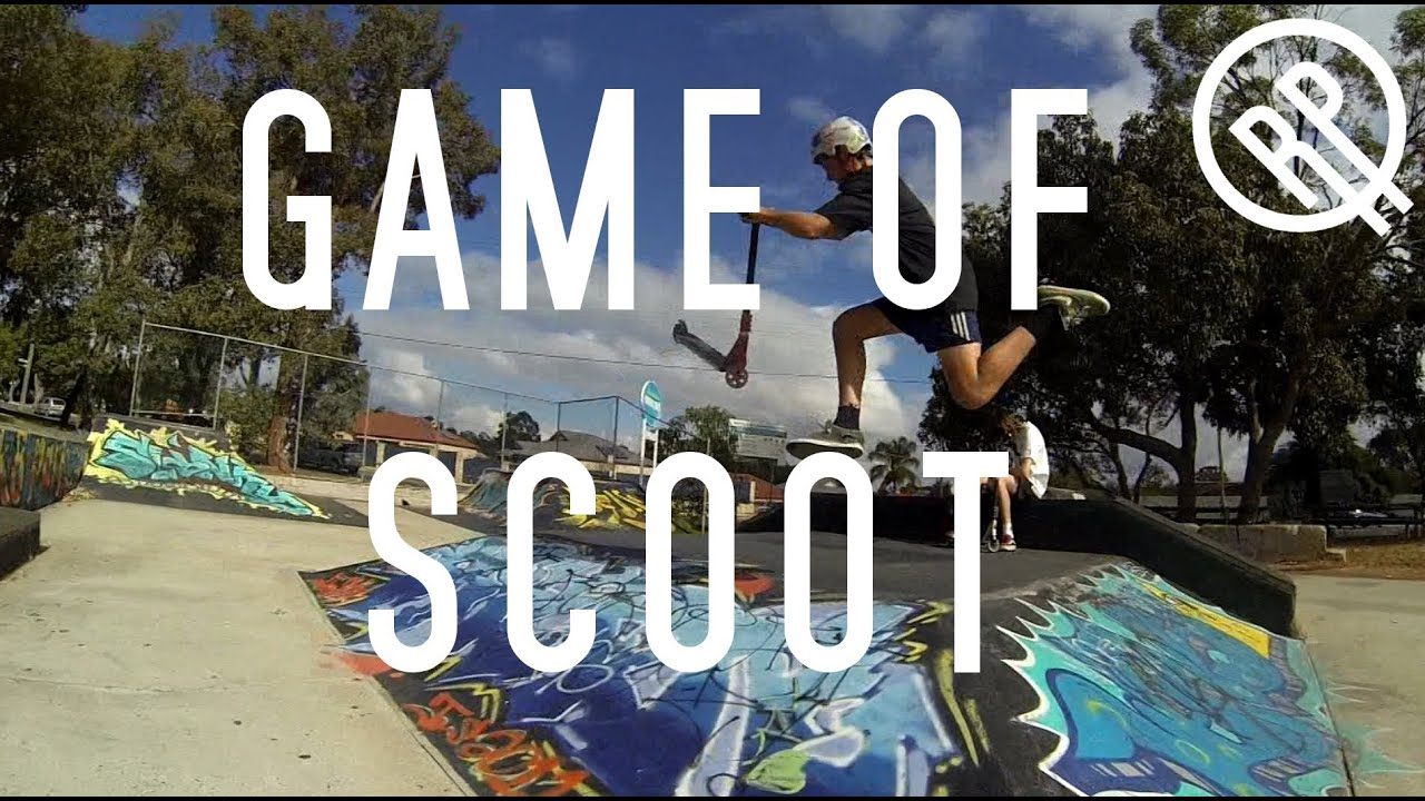 Game Of Scoot Youtube
