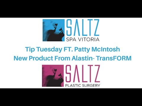 Thermage Treatment FT. Patty McIntosh | Saltz Plastic Surgery and Saltz Spa Vitoria