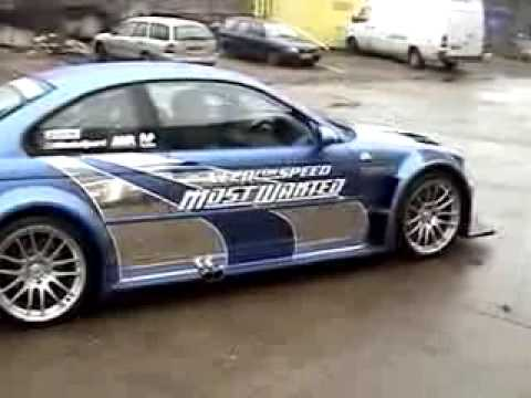 bmw m3 e46 need for most wanted tuning youtube. Black Bedroom Furniture Sets. Home Design Ideas