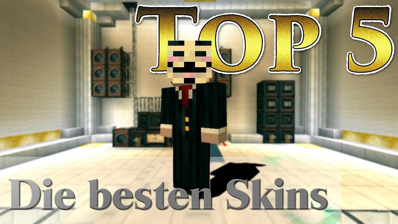 Top Die Besten Minecraft Skins YouTube - Besten skins fur minecraft