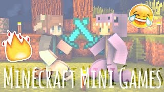 MUFASA JOINS THE CIRCUS | Minecraft Mini Games