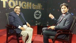 Polt. Scientist Hari Sharma in TOUGH talk with Dil Bhusan Pathak
