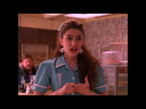 Gordon Cole meets Shelly Johnson