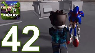 ROBLOX - Gameplay Walkthrough Part 42 - Survive and Kill The Killers in Area 51 (iOS, Android)