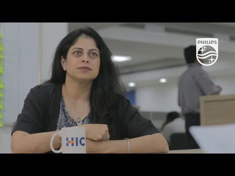 Working at Philips: Inside Healthcare Innovation Centre in India