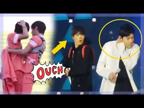 K-POP IDOLS GOT HIT