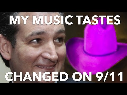 My Music Tastes Changed On 9/11