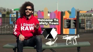 "DJI Phantom 4 ""Real World Review"": DRONES"