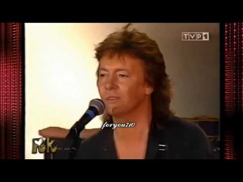 Chris Norman on the Polish television Part3