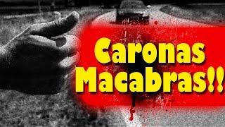 3 Histórias de Caronas Macabras!