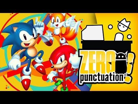 Sonic Mania (Zero Punctuation)