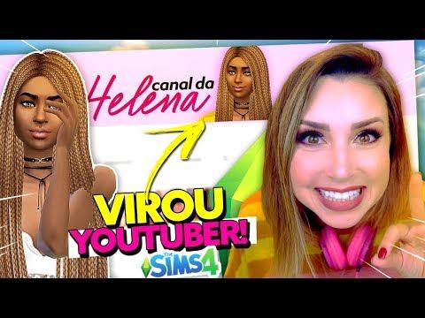 A GRANDE REFORMA! HELENA ganhou um STUDIO de GRAVAÇÕES | The Sims 4 - Ep. 19 thumbnail