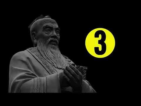7 lời dạy quý giá của Khổng Tử ?