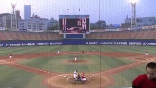 東芝 VS 三菱日立パワーシステムズ横浜 第85回 都市対抗 西関東2次予選 ...