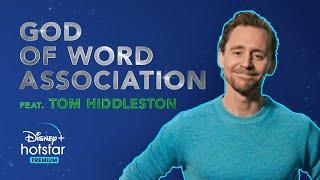 Tom Hiddleston is the God of Word Association | Marvel Studios' Loki