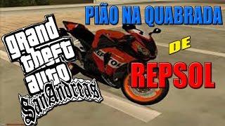 UM ROLÊ DE REPSOL (GTA SAN ANDREAS) 2016