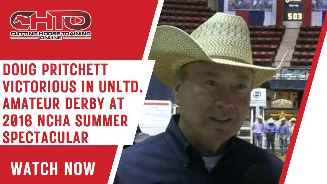 Pritchett Cutting Horses