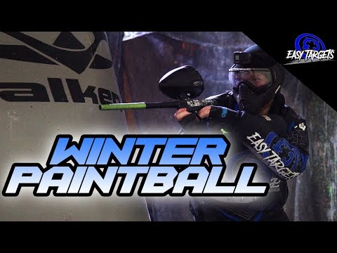 Indoor Paintball / / We Can Finally Play!!