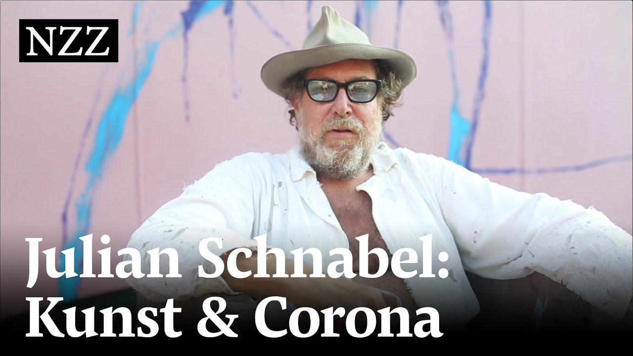 Julian Schnabel im NZZ-Interview