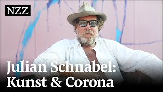 Julian Schnabel im NZZ-Interview