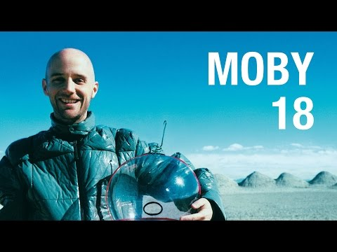 Moby - Fireworks (Official Audio)