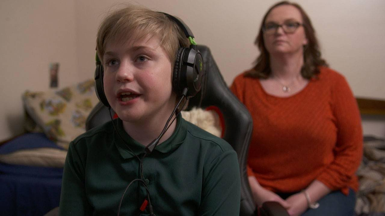 Download 'My Son Is The Boss Of Me,' Says Woman About Her 12-Year-Old