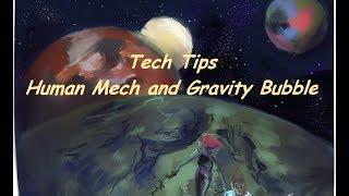 Starbound Tech: Human Mech and Gravity Bubble (Beta-Enraged Koala)
