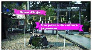 Geração de energia - Passeio em Izumo - Santuário, casa antiga e fábrica de madeira