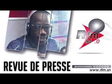 Revue de presse (wolof) Rfm du jeudi 10 juin 2021 avec Mamadou Mouhamed Ndiaye