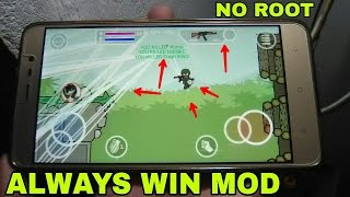 Mini Militia Hack 2017 Unlimited Guns+Jett Pack+Boost+Reloded+Pro Android Game Mod