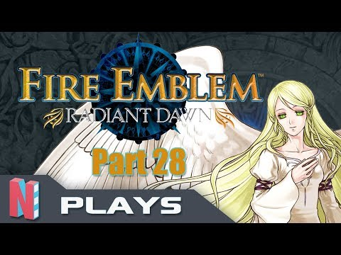 Fire Emblem: Radiant Dawn Part 28 | All is Not Well — NintenCity Plays