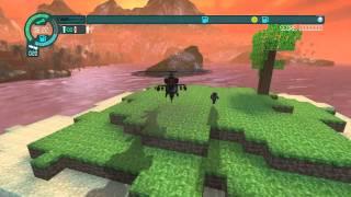 Choplifter HD: Minecraft Cameo
