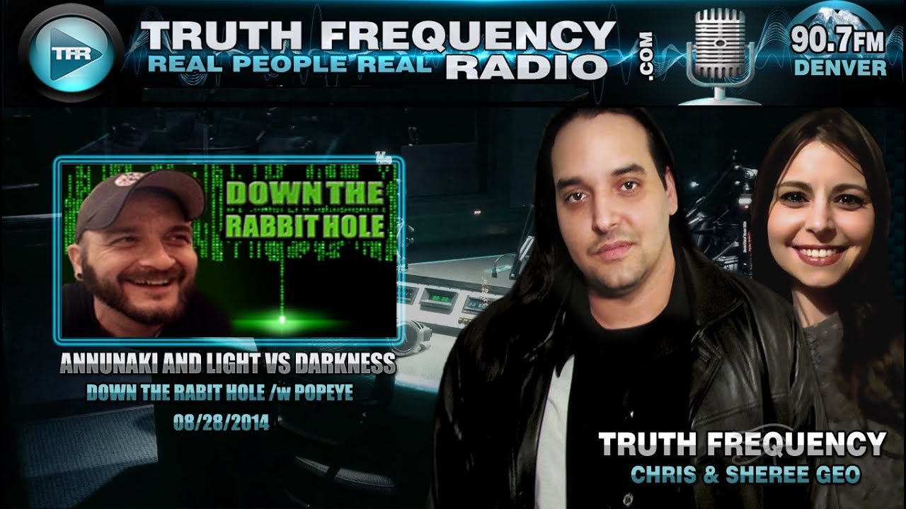Annunaki, Enki, Consciousness, Light and Darkness, DTRH on Truth Frequency Radio: Beyond The Veil