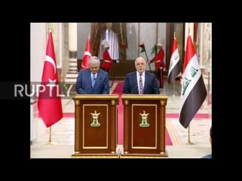 Iraq: Turkey agree to withdraw troops from Bashiqa