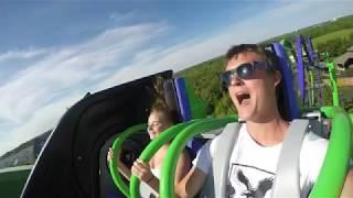 Six Flags Great America - The Joker 4K  POV