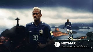 Neymar jr ● come back ● world cup qualifiers 2018 - hd