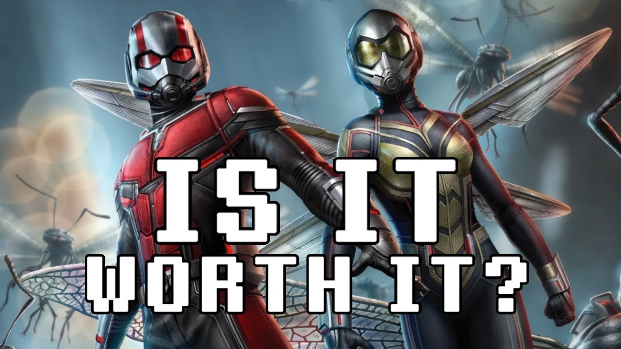 Ant Man & the Wasp - Worth Seeing?
