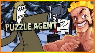 Puzzle Agent 2 - Full Stream/Game