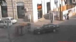 Bakidaki avto qezalar